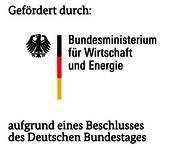 Gefördert durch: Bundestministerium für Wirtschaft und Energie