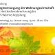 """Klimaschutz Konkret Flyer für Veranstaltung """"Energieversorgung der Wohnungswirtschat"""""""